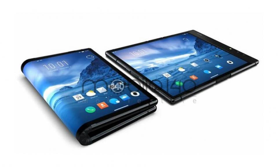 HTC و ساخت گوشی منحصر به فرد تاشو