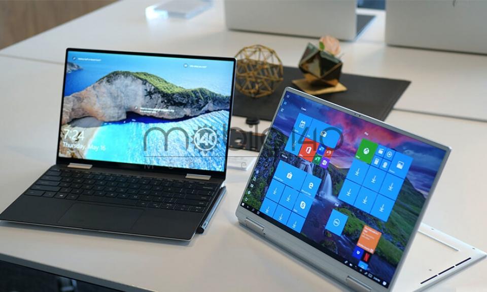 به روزرسانی لپ تاپهای سری Dell XPS 13 با پردازنده Tiger Lake و رم قویتر