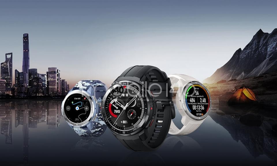 Honor Watch GS Pro و Watch ES از 8 اکتبر در هند عرضه می شود.