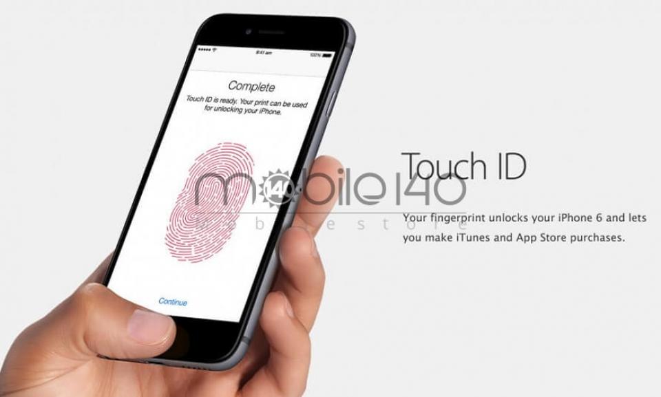 آموزش قفل کردن برنامه های گوشی آیفون با اثر انگشت
