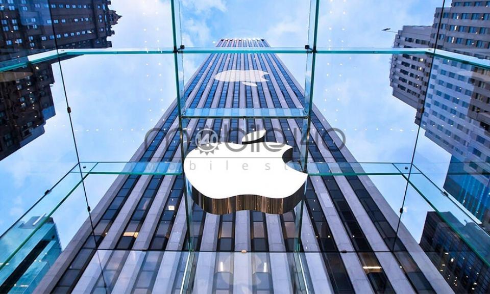 کمپانی اپل برای سال 2022 گوشی تاشو تولید می کند