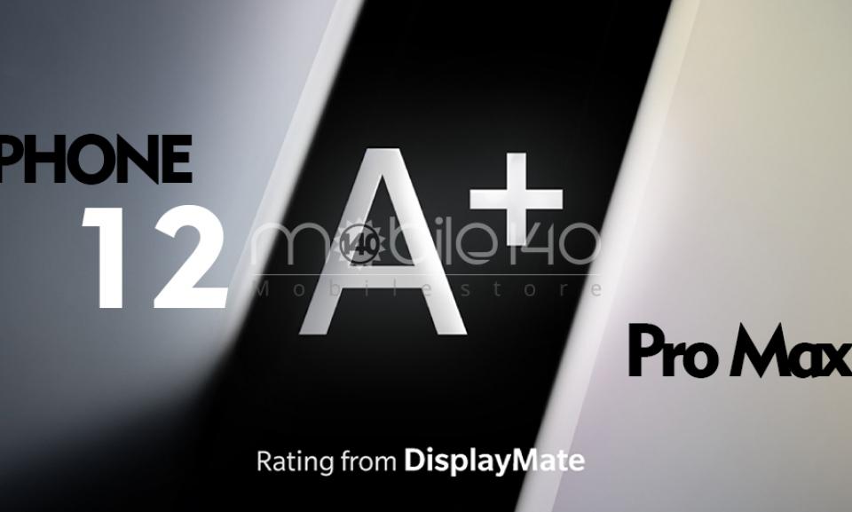 آیفون 12 پرو مکس عنوان بهترین نمایشگر موبایل را کسب کرد