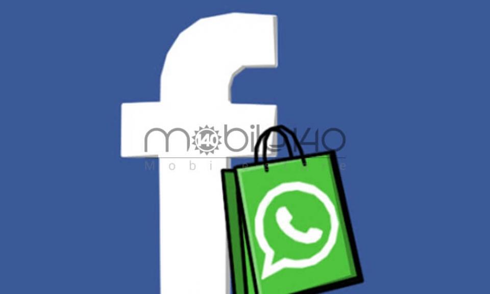 فیسبوک اطلاعات شخصی کاربران واتساپ را مورد استفاده قرار می دهد