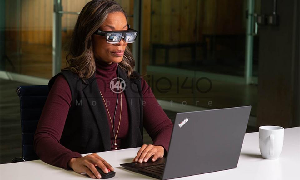 عینک هوشمند جدید لنوو با نام ThinkReality A3 رونمایی شد