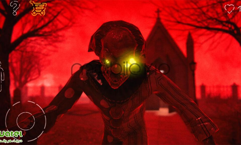 بازی ترسناک Death Park 2: Scary Clown که تن و بدن آدم را میلرزاند.