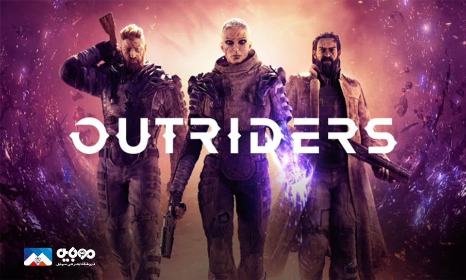 فروش بیش از 80 درصد نسخه فیزیکی بازی outrider برای پلی استیشن