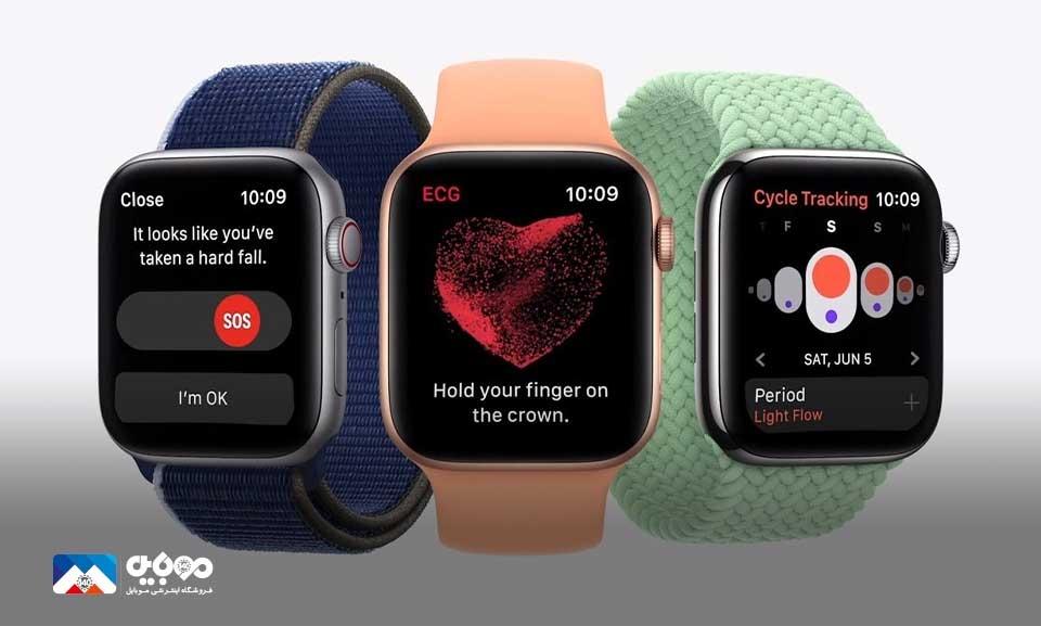 watchOS 8 در رویداد جهانی توسعهدهندگان معرفی شد