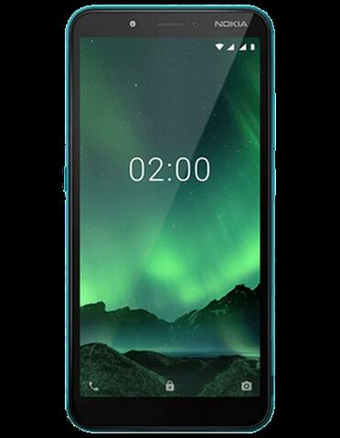 گوشی موبایل نوکیا مدل 2020 C2 ظرفیت 16 گیگابایت 2020
