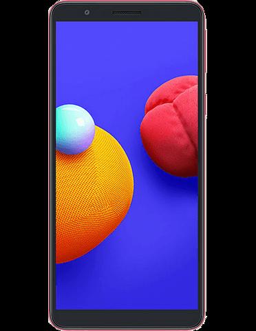 گوشی موبایل سامسونگ مدل گلکسی آ 01 کور  دو سیم کارت ظرفیت 16 گیگابایت رم 1 گیگابایت
