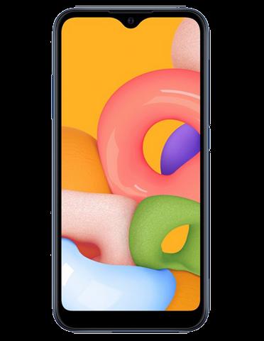 گوشی موبایل سامسونگ مدل گلکسی آ 01 دو سیم کارت ظرفیت 16 گیگابایت رم 2 گیگابایت