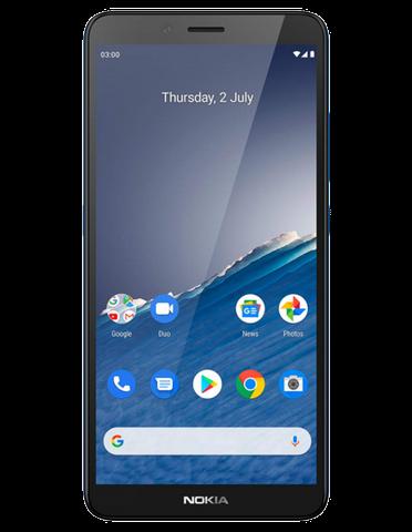 گوشی موبایل نوکیا مدل C3 ظرفیت 16 گیگابایت رم 2 گیگابایت