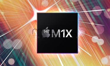 عرضه مک بوک پرو با پردازنده M1X اپل