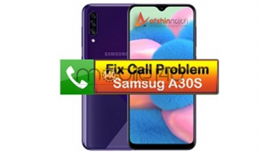 مشکل تماس های ورودی در گوشی سامسونگ A30S