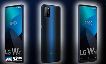معرفی سه موبایل جدید الجی