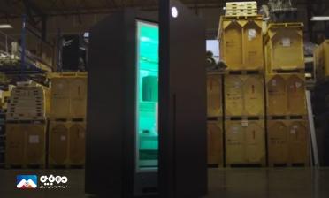 یخچال کوچک ایکس باکس مایکروسافت رونمایی شد