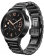 ساعت هوشمند هوآوی واچ مشکی مدل Steel Case With Black Link Bracelet