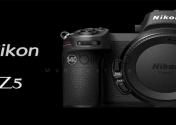 دوربین جدید شرکت نیکون به نام Z5 به زودی روانه بازار میشود