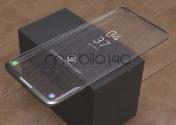 سامسونگ در حال تولید موبایلی با بدنه شفاف است