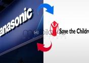 شرکت پاناسونیک برای تهیه رایانه به خانواده های محروم با Save the Children همکاری می کند