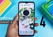 Infinix Smart 4 به بازار عرضه شد