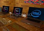 پردازندههای نسل دوازده اینتل در رقابت با چیپ M1 اپل