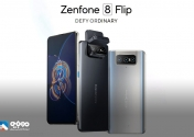 ایسوس زنفون 8 فلیپ، گوشی باقابلیت تعمیرپذیری بالا
