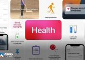 نسخه جدید آپ سلامتی اپل منتشر شد