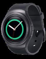 ساعت هوشمند سامسونگ مدل گیر اس 2 SM-R720 Dark Gray