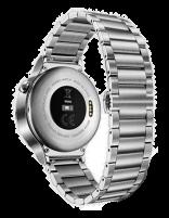 ساعت هوشمند هواوی واچ مدل Steel Case with Steel Link Bracelet