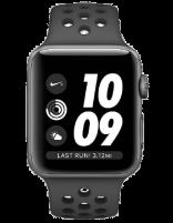 ساعت هوشمند اپل واچ سری 3 مدل نایک پلاس اسپیس گری