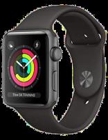 ساعت هوشمند اپل واچ 3 مدل 38mm آلمینیوم با بند اسپرت