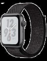 ساعت هوشمند اپل واچ 4 مدل آلمینیوم نایک اسپورت بند