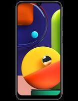 گوشی موبایل سامسونگ مدل گلکسی آ 50 اس  دو سیم کارت ظرفیت 128گیگابایت رم 4 گیگابایت