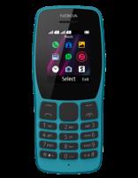 گوشی موبایل نوکیا مدل 110-2019 دو سیم کارت