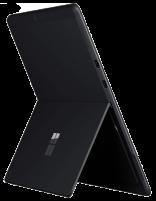 تبلت مایکروسافت مدل Surface Pro X LTE C ظرفیت 256 گیگابایت به همراه کیبورد Black Type Cover