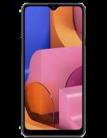 گوشی موبایل سامسونگ مدل گلکسی آ 20 اس دو سیم کارت ظرفیت 32 گیگابایت رم 3 گیگابایت