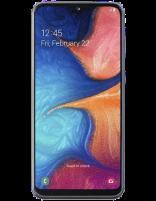 گوشی موبایل سامسونگ مدل گلکسی آ 20 دو سیم کارت ظرفیت 32گیگابایت