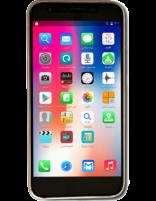 گوشی موبایل جی ال ایکس مدل X دو سیمکارت