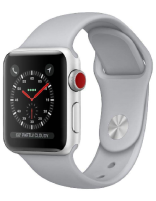 ساعت هوشمند اپل سری 3 جی پی اس مدل 38mm آلمینیوم با بند اسپرت