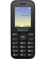 گوشی موبایل آلکاتل مدل 1016دی دو سیمکارت ظرفيت 4 مگابايت