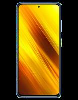 گوشی موبایل شیائومی مدل پوکو ایکس 3 دو سیم کارت ظرفیت 64 گیگابایت رم 6 گیگابایت دارای NFC