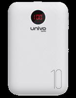 پاور بانک یونیوو مدل UN10 PRO ظرفیت 10000 میلی آمپر ساعت