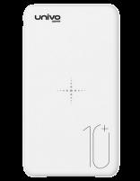 پاور بانک یونیوو مدل UN10W ظرفیت 10000 میلی آمپر ساعت