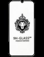 محافظ صفحهنمایش شیشهای فول چسب 9H مناسب برای گوشی سامسونگ گلکسی A8 plus