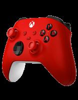 دسته بازی بیسیم مایکروسافت ایکسباکس سری اس و ایکس مدل Pulse Red