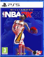 بازی NBA 2k21 مناسب برای PS5
