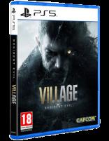 بازی Resident Evil Village مناسب برای PS5