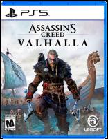 بازی Assassin's Creed Valhalla مناسب برای PS5