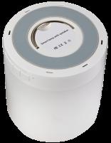 اسپیکر قابل حمل با چراغ هوشمند لمسی