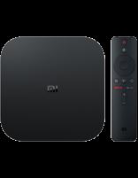 اندروید باکس شیائومی مدل Mi TV Box S بههمراه کابل HDMI